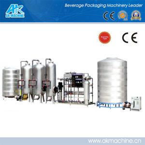 Prf stérilisateur UV RO Usine de traitement de l'eau par osmose inverse pour l'eau purifiée
