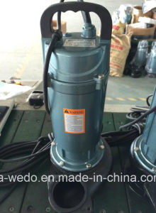 Qdxの電気浸水許容の水ポンプ、浸水許容ポンプ