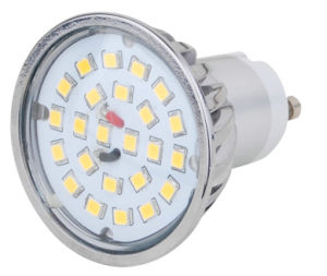 Heißes GU10 4W SMD LED Spot Light in Warm White