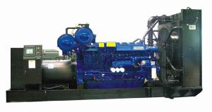 480kw gerador a diesel com motor Perkins (WD P480)
