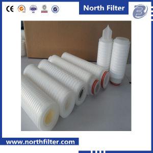 0.22 Mikron-Polypropylen gefalteter Wasser-Filtereinsatz