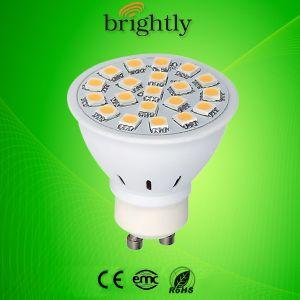 5W 240lm GU10 CER RoHS EMC LED Spotlight