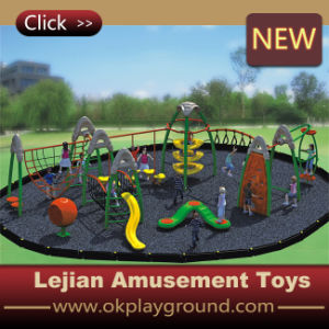 CE Luxe enfants Cardio Plein Air Playground Equipment (P1201-9)