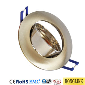 China-Lieferant LED GU10 Downlight Vorrichtung Downlight Zubehör