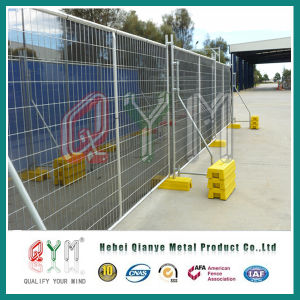 販売のために電流を通された制御障壁の一時塀の構築の一時に囲うこと