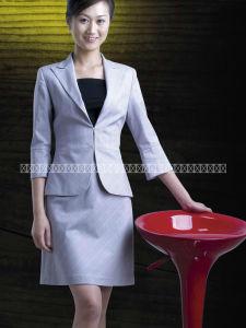 女性のスーツビジネスユニフォーム(BM-03)