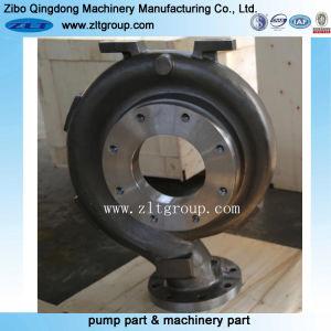 Moulage au sable de la pompe à eau de carter de pompe en acier inoxydable