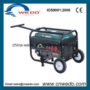 Beweglicher Benzin-Generator mit Griff u. Rädern (WD2505)