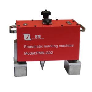 販売のための自由な海運業のデジタル点の金槌の先のマーキング機械