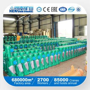 2 toneladas 3 toneladas 5 toneladas 10 toneladas 16 toneladas alzamiento eléctrico de la cuerda de alambre de 20 toneladas