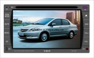 2 DIN DVD плеер (VDO-6100)