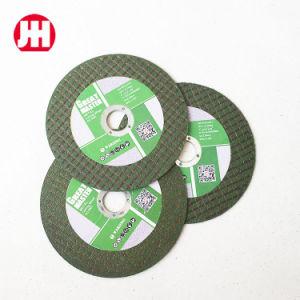 4インチのステンレス鋼のための研摩の酸化アルミニウムの切断の車輪