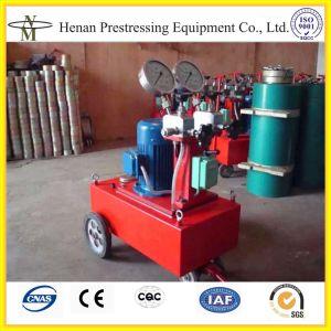 Tensioning Cable를 위한 Cnm Post Tensioning Pump