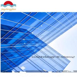 glas van de Vlotter van /Decorative van de Vensters van 4mm het Donkerblauwe Weerspiegelende