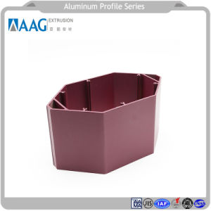 Los materiales de construcción Extrusión de Aluminio / Perfil de aluminio extruido