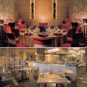 Personnaliser le restaurant La conception de meubles