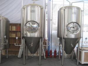 Linha de produção automática da cerveja de esboço do hotel