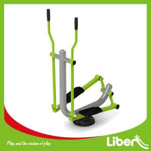 La ginnastica esterna dell'acciaio inossidabile mette in mostra la strumentazione di forma fisica (LE. St 001)