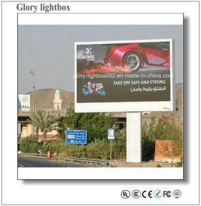 Publicité de plein air pleine couleur P10 Affichage LED de ventilation