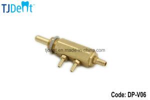 Zahnmedizinisches Geräten-zusätzliches Ersatzteil-Kupfer-Schaber-Zahnstangen-Ventil (DP-V06)