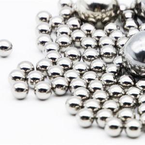 Acabamento de superfície as esferas de aço cromado para venda