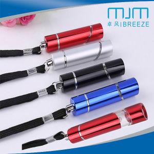Chaveiro de alumínio flexível promocional Mini lanterna LED de iluminação LED