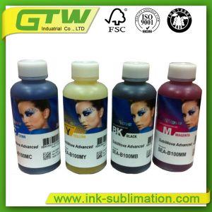 Sublinova Base Água Tinta Avançada para tecidos/Transferência de têxteis
