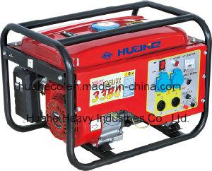Nuevo portátil de diseño del generador de gasolina (2KW-2.8KW).
