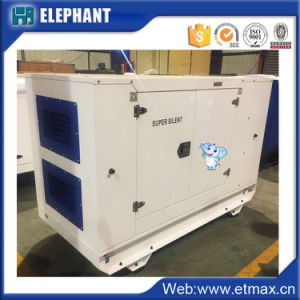 55kVA Yuchai Usina Elétrica gerador diesel portátil