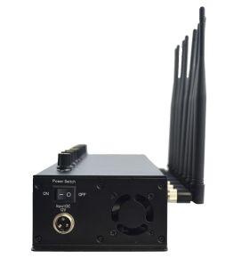 De verkiesbare Blocker van het Signaal van de Telefoon van 8 Banden Mobiele Stoorzender van de Desktop