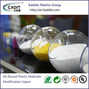 De Kleur Masterbatch van het Plastic Materiaal PBT van de Fabriek van China voor het Vormen van de Injectie