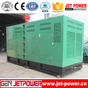 Produzione di energia diesel insonorizzata silenziosa eccellente del generatore 200kVA