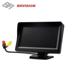 4.3 polegadas LCD-TFT Monitor nenhum botão para carro