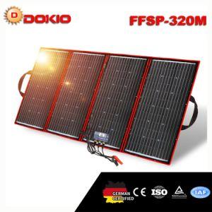 320W 18V Kit Painel Solar Dobrável flexível vêm com 12V 10um controlador de carga