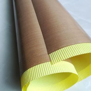 Un metro de ancho de cinta de teflón para alta temperatura grandes equipos especializados