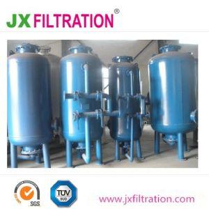 Une grande efficacité de la gravité de filtre à sable pour l'irrigation de la machine