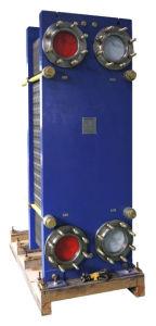 AISI 316 격판덮개 열교환기, 열교환기