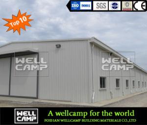 Wellcamp Grupo clásico taller de fábrica de fabricación de la estructura de acero