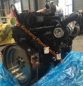 Motore diesel Qsm11 di Cummins per la gru del costipatore della perforatrice dell'escavatore dello spazzaneve del camion della costruzione