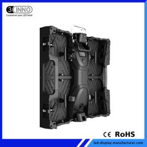 P3.47mm haute luminosité mur vidéo LED RVB Affichage LED