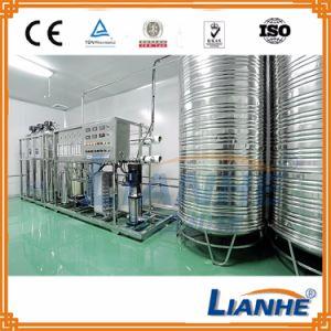 UVro-Pflanzenumgekehrte Osmose-Wasserbehandlung-System für Wasser-Filtration