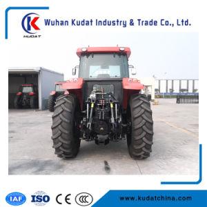 100HP 4WD com quatro cilindros de tractores agrícolas