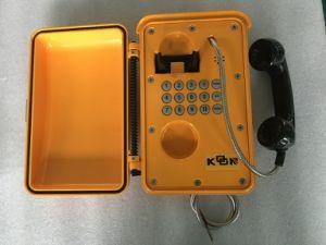 Telefoon van de Telefoon van de bevordering de Waterdichte IP66 Op zwaar werk berekende Ruwe