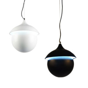 Luz de LED de esferas modernos para decorar a casa Luz Pendente