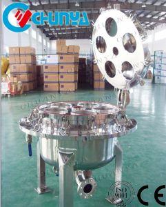 Acero inoxidable de alta calidad caja de cartuchos de filtro de mangas varios