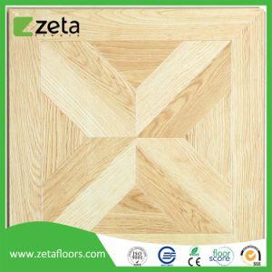 HDF Nuevo patrón de la superficie de textura de madera mosaico de Suelos laminados
