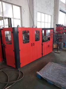 2cavityオイルのBotlleの製造のためのプラスチックびんの吹く型機械