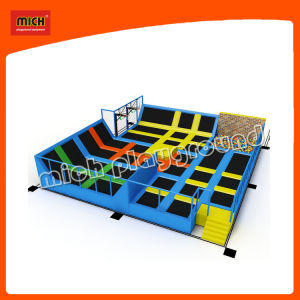 Jump Trampoline Bounce Conseil pour le Shopping Mall