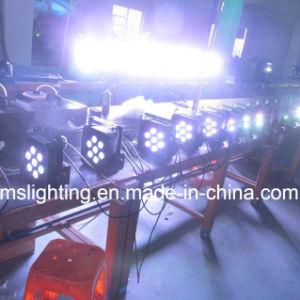 Светодиод Plat PAR/Лампа 7*10W 4в1 Multi-Color RGBW LED Освещение на стену