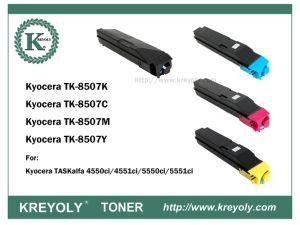 TONER DER FARBEN-TK-8505/8506/8507/8509 FÜR Taskalfa 4550ci 5550ci 4551ci 5551ci